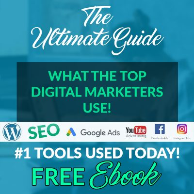 Free Ebook the Ultimate Digital Marketing Tools Guide